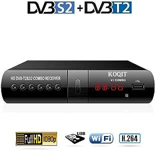 Ashey Teknikal TDT HD Set Top Box Receptor 1080P sintonizador de TV para Canales de TV Digital Sintonizador Salidas HDMI/SCART Ranura de Memoria USB DVB-T Digi Box 4 Conmutación: Amazon.es: Deportes y