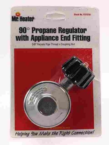Low Pressure Regulator With Appliance End Fitting (Appliance End Fitting)