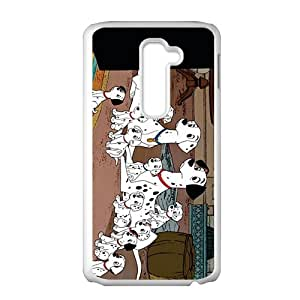 Funny One Hundred and One Dalmatians Design Best Seller High Quality Phone Case For LG G2