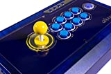 Qanba Q4raf Ice Blue Ps3 & Xbox 360 & Pc Joystick