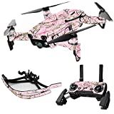MightySkins Skin for DJI Max Coverage – Conceal Pink | Protective, Durable, and Unique Vinyl Decal wrap Cover | Easy to Apply, Remove, and Change Styles | Made in The USA
