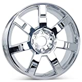 New 22'' x 9'' Replacement Wheel for Cadillac Escalade 2007-2013 Rim Chrome 5309
