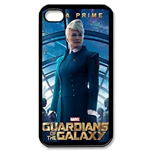 Guardians of the Galaxy iphone4 4s Black White Phone Case Gift Holiday &Christmas Gifts& cell phone cases clear &phone cases protective&fashion cell phone cases NYRGG69700745