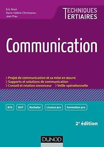 Communication by Eric Bizot, Marie-Hélène Chimisanas, Jean Piau