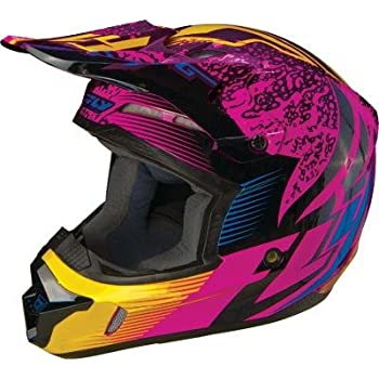 Fly Racing 73-33472X Kinetic Inversion Helmet