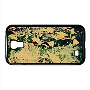 lintao diy Autumn Watercolor style Cover Samsung Galaxy S4 I9500 Case