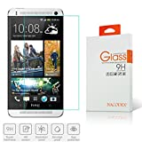 Nacodex® Premium Ultra Thin Tempered Glass Screen Protector Film For HTC One Remix / HTC One Mini 2 - Protect Your Screen From Scratches - Retail Package