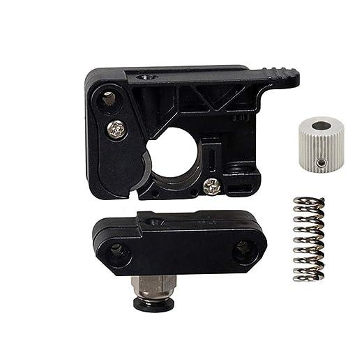 UKCOCO 1.75 Kit de extrusoras de Impresora 3D del Lado Derecho del ...