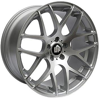 Amazon Com 19 Up520 Staggered 5x114 3 Wheel Set In Matte Gunmetal