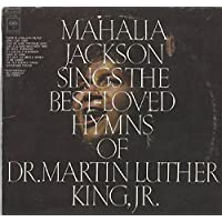 Mahalia Jackson: Sings Best-Loved Hymns Of Dr. Martin Luther King, Jr. LP VG+/NM