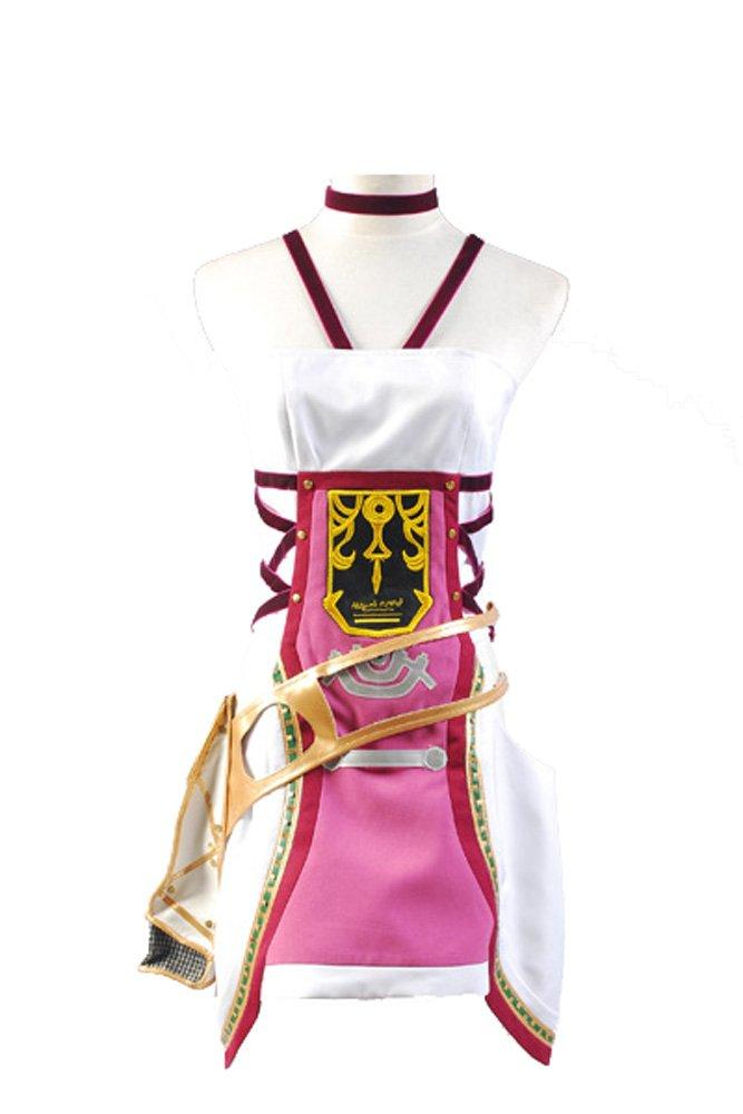Final Fantasy XIII-2 FF13-2 Serah Farron Cosplay Kostüm Damen S  L