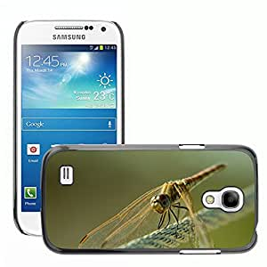 GoGoMobile Slim Protector Hard Shell Cover Case // M00118418 Dragonfly Bug Insect // Samsung Galaxy S4 Mini i9190
