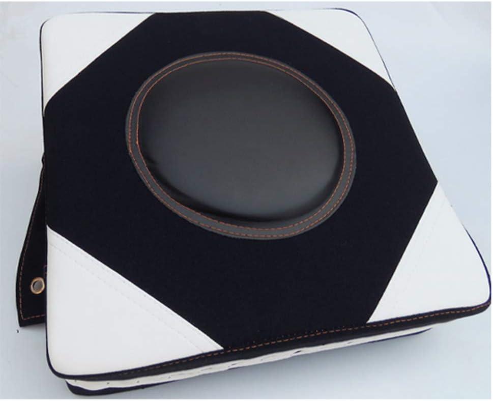 SONSYON PU Esponja Kick Shield 40 x 40 x 10cm Soft Pad Kick Escudos Punching Pads para Ni/ños Adultos