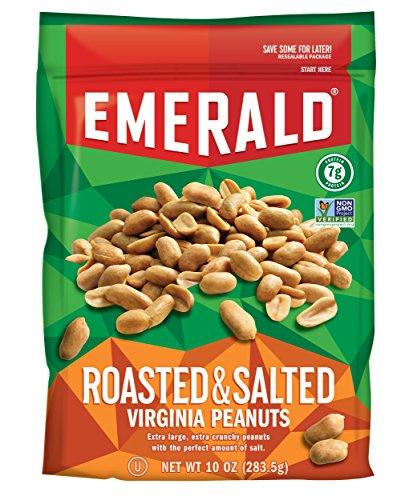 roasted and salted peanuts - 9