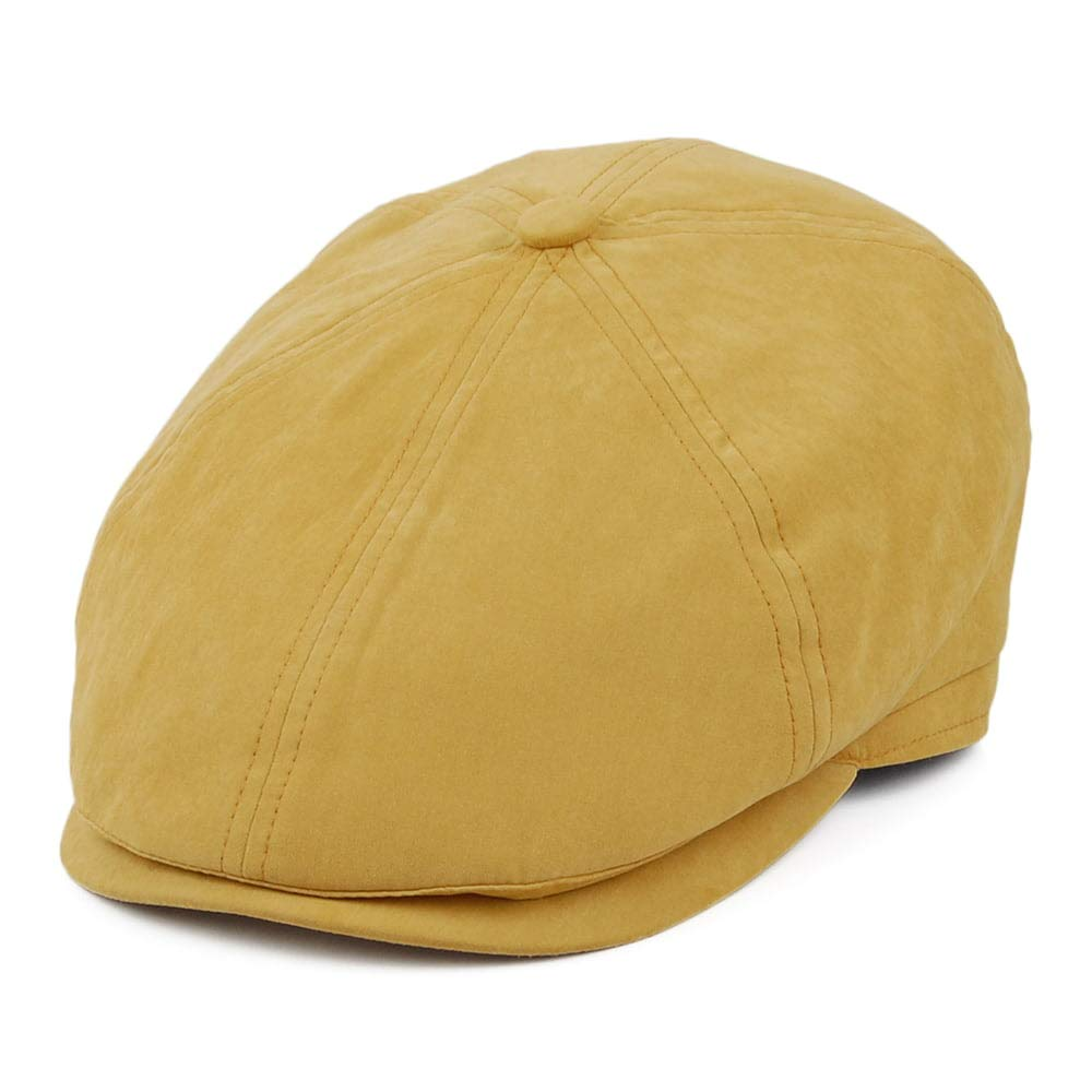Failsworth Gorra Newsboy Micro Hudson Mostaza: Amazon.es: Ropa y ...