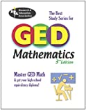 GED Mathematics, Michael W. Lanstrum and Mel H. Friedman, 0878914331
