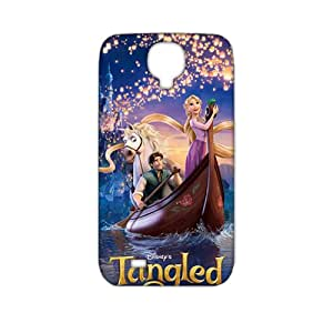 Frozen Romantic Kristoff and Anna 3D Phone Case for Samsung Galaxy s4