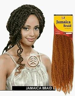 Amazon Com Bobbi Boss Synthetic Jamaica Braid Color 1b By Gmbshair