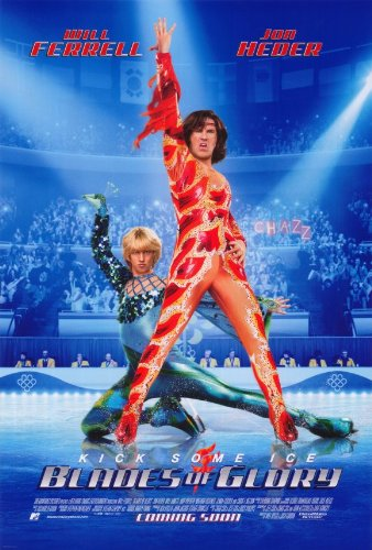(Blades of Glory - 2007 - 11 x 17 Movie Poster - Style A)