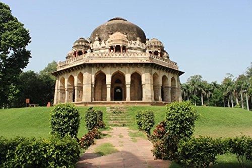 Gifts Delight Laminated 36x24 Poster Lodhi Garden, New Delhi. Taken by Anita Mishra -