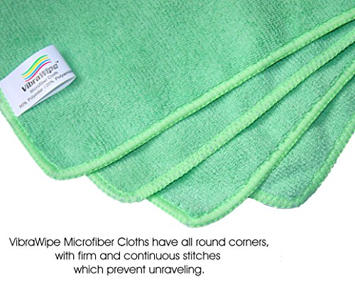 Vibrawipe-Microfiber-Cloth-Pack-of-8-Pieces-Microfiber-Cleaning-Cloths-High-Asorbent-Lint-Streak-Free-For-Kitchen-Car-Windows