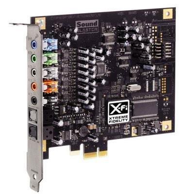 SoundBlaster X Fi Titanium Sound Card product image