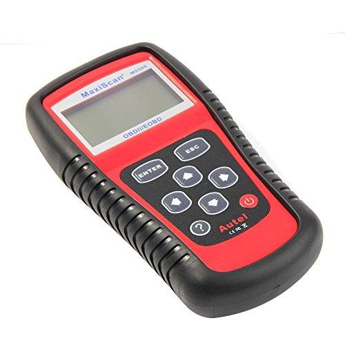 Autel Maxiscan Ms509 Obd-ii/eobd Scanner Car Code Reader Auto Diagnostic Tool