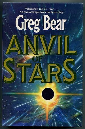 book cover of Anvil of Stars