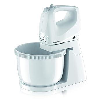 Taurus Mixo Complete Batidora de vaso 200W Blanco - Licuadora (Botones, palanca, Batidora