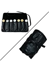 Deluxe 7-Slot Watch Roll Organizer by Talley & Twine