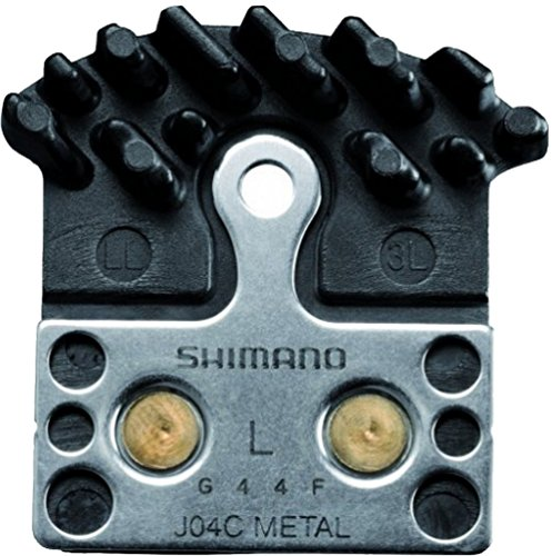SHIMANO J04C Metallic Disc Brake Pad Metallic, One Size
