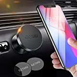GETIHU Car Phone Mount Universal Dashboard Magnetic Cell Phone Holder for iPhone 7 6s 6 5s 5 Plus Samsung HTC Motorola Blackberry Smartphone GPS