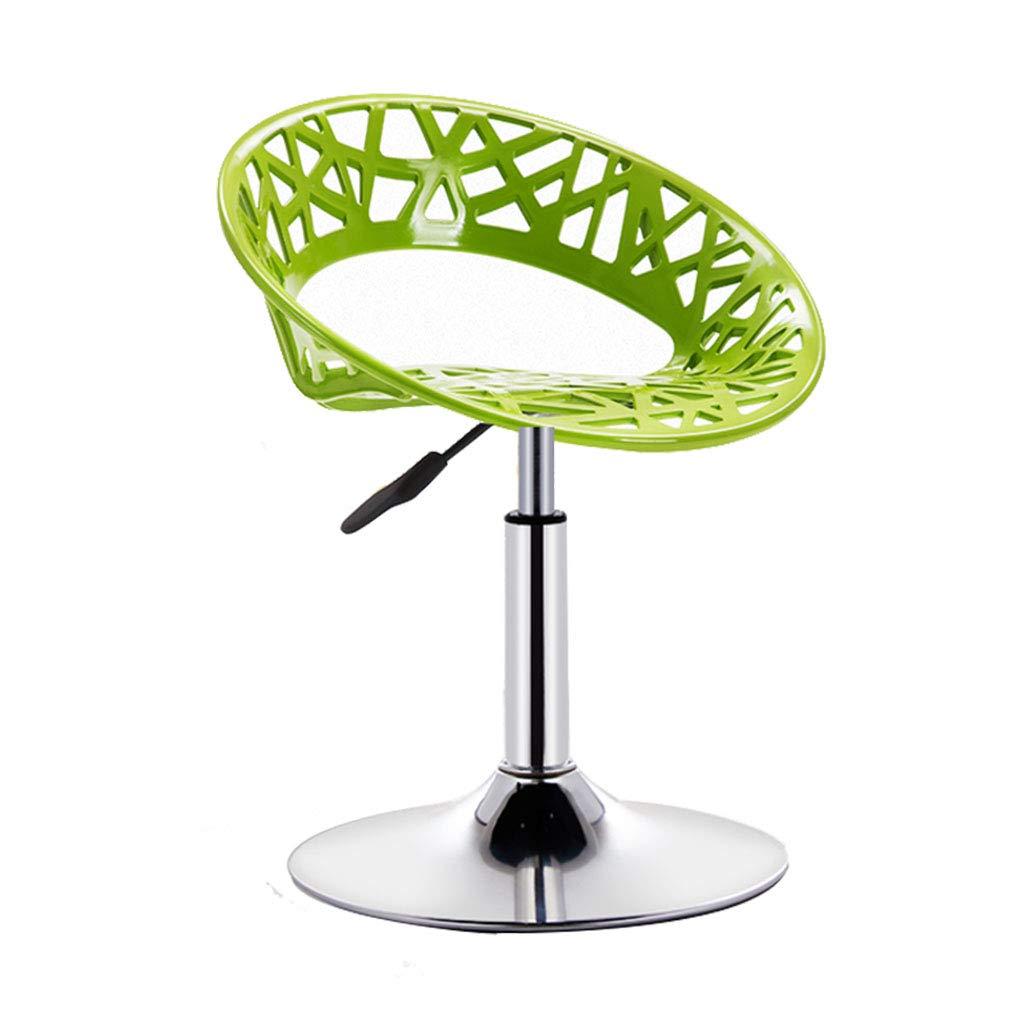 outlet store e046b a0033 Amazon.com: Calyvina Adjustable 360° Swivel Bar Stools ...