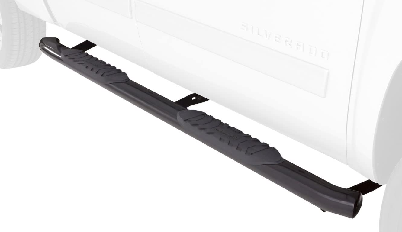 LUND Oval Curved Nerf Bars
