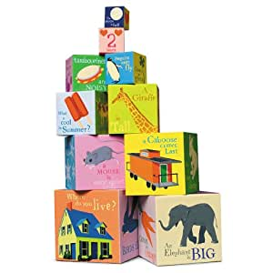 eeBoo Read To Me Tot Tower (10 pcs)