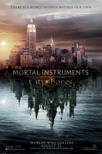 The Mortal Instruments: City Of Bones - Movie Poster (Size: 24