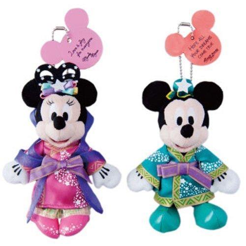 爆買い! Disney七夕日2015ミッキーマウスMinnieマウスペアぬいぐるみバッジぬいぐるみバッジセット[東京リゾート限定] B07D71JPYS, エムアイシー21(mic21):d9ab73aa --- mcrisartesanato.com.br