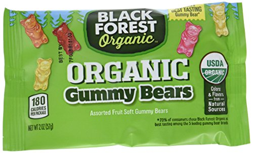Black Forest Organic Gummy, 5 Pound