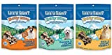 Dick van Patten's Natural Balance Belly Bites Grain Free Semi-Moist Dog Treats 3 Flavor Variety Bundle: (1) Chicken & Legume, (1) Duck & Legume, and (1) Salmon & Legume, 6 Ounces Each (3 Bags Total) Review