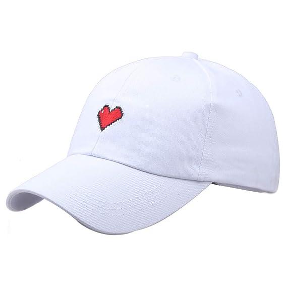 Staresen Sombrero Gorras Beisbol Gorra para Hombre Mujer Talla única  Casquillo Bordado de Verano Sombreros de c648d826c3c