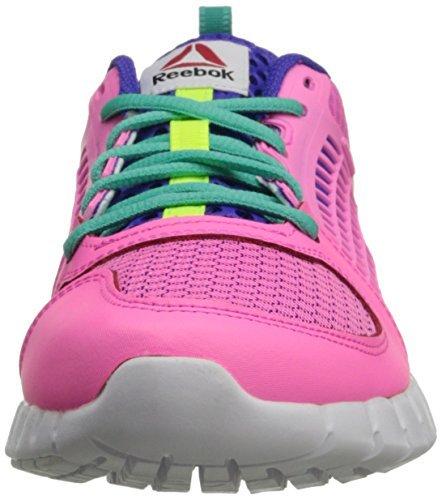 Xelero Genesis Women's Comfort Therapeutic Extra Depth Sneaker Shoe: White/Blue 9.0 Medium (B) Lace