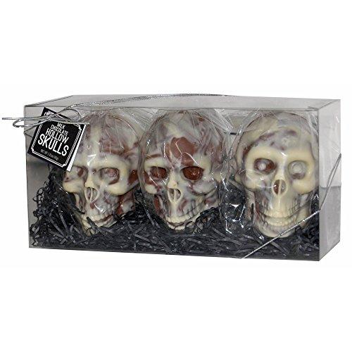 chocolate skull - 2