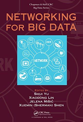 Download Networking for Big Data (Chapman & Hall/CRC Big Data Series) Pdf