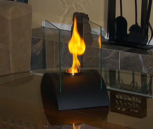 Nu-Flame Estro Tabletop Portable Ethanol (Portable Ethanol Fireplace)