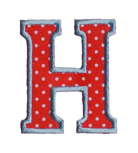 5 letras 9cm TrickyBoo babys manuales jeans baratas bor personalizadas tienda encontrar puedo termoadhesivo banderas bebe grandes banderines ...