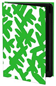 Keka Classic - Funda para Samsung Galaxy S3 (diseño abstracto de Katja Ollendorff, fijación a presión)
