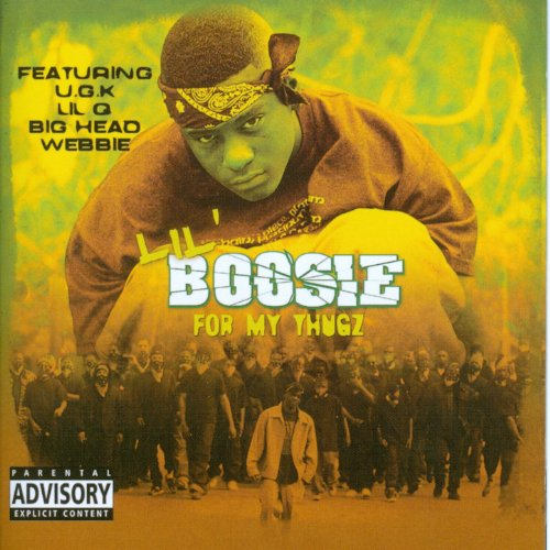 My Thugz Explicit Lil Boosie product image