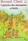 Légendes de montagnes et forêts par Clavel