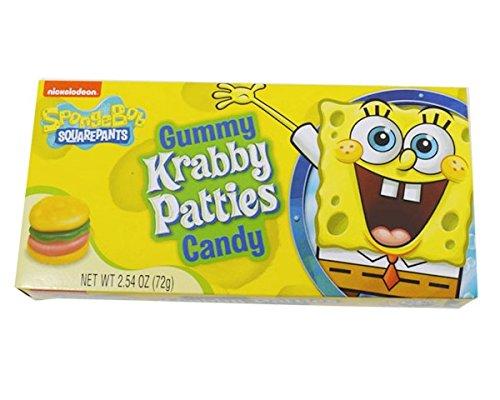 Sponge Bob Krabby Patties - 12 / Case]()