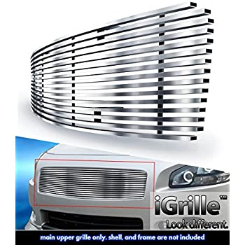 eGrille Fit 09-14 Nissan Maxima Upper Stainless Steel Billet Grille Grill Insert